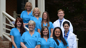 Pope Family Dentistry Team